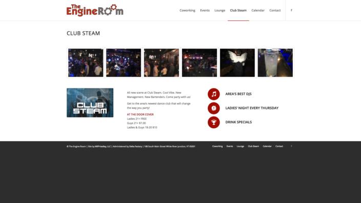 Engine Room Club Steam