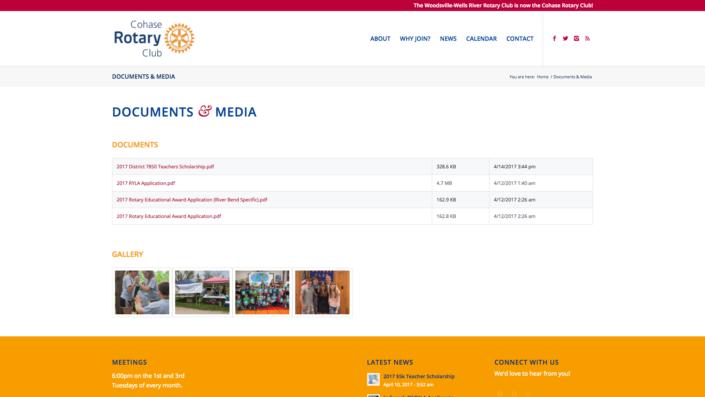 Cohase Rotary Docs & Media